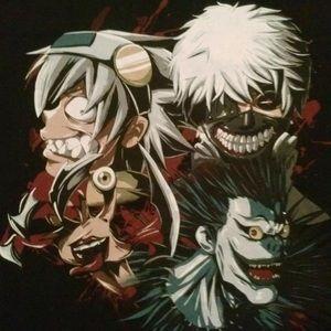 1 Anime Mix T Shirt Manga Tee
